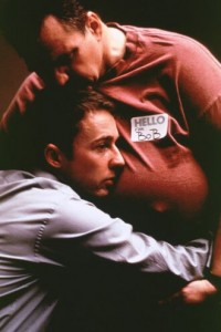 Fight Club Hug - Gynecomastia
