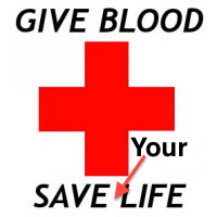 Give Blood Save Your Life
