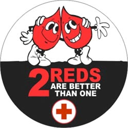 Double Red Blood Cell Donation